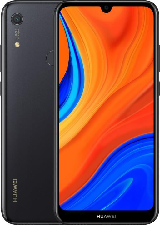 Android Mobilní telefon Huawei Y6s DS 3GB/32GB, černá
