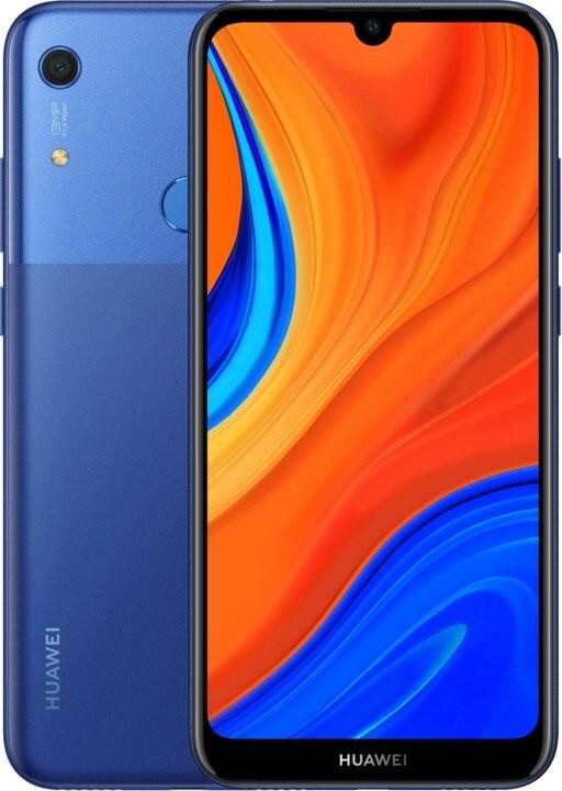 Android Mobilní telefon Huawei Y6s DS 3GB/32GB, modrá