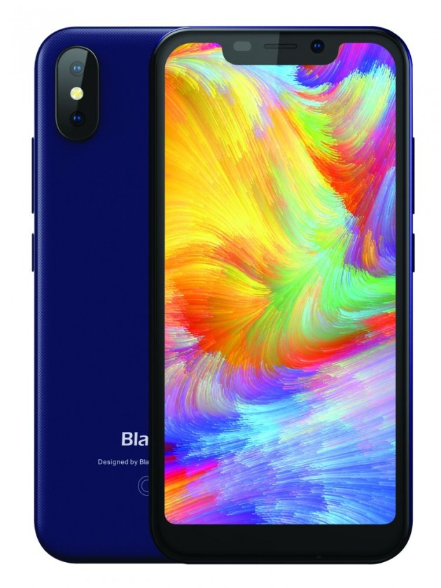 Android Mobilní telefon iGET Blackview GA30 2GB/16GB, modrá