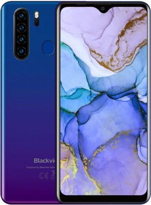 Android Mobilní telefon iGET Blackview GA80 Pro 4GB/64GB, modrá
