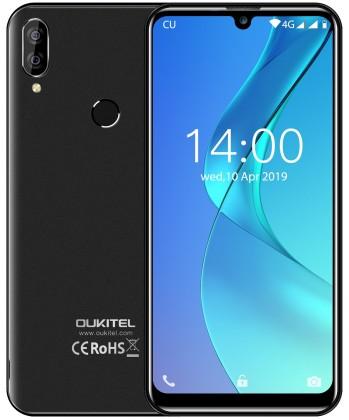 Android Mobilní telefon Oukitel C16 Pro 3GB/32GB, černá