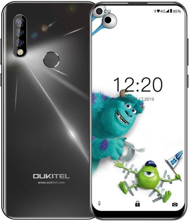 Android Mobilní telefon Oukitel C17 Pro 4GB/64GB, černá