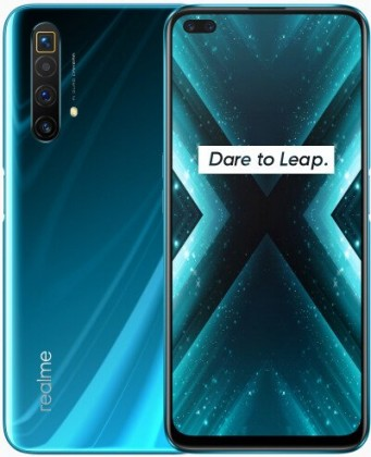 Android Mobilní telefon Realme X3 SuperZoom 12GB/256GB, modrá