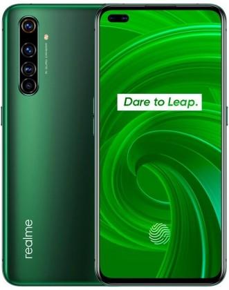 Android Mobilní telefon Realme X50 Pro 5G 12GB/256GB, zelená