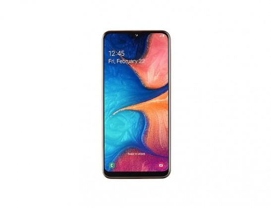 Android Mobilní telefon Samsung Galaxy A20e 3GB/32GB, oranžová