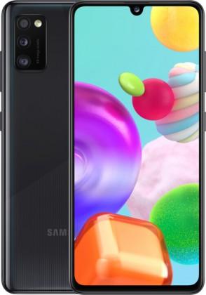 Android Mobilní telefon Samsung Galaxy A41 4GB/64GB, černá