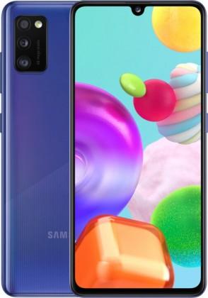 Android Mobilní telefon Samsung Galaxy A41 4GB/64GB, modrá
