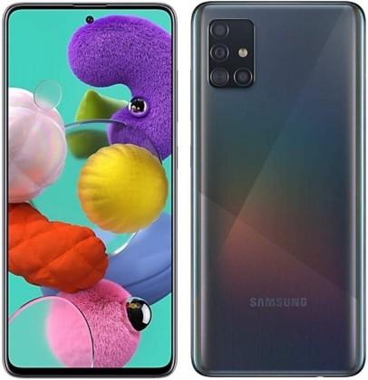 Android Mobilní telefon Samsung Galaxy A51 4GB/128GB, černá
