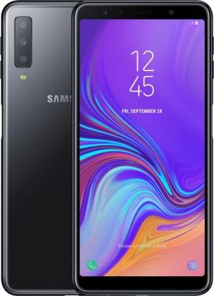 Android Mobilní telefon Samsung Galaxy A7 4GB/64GB, černá