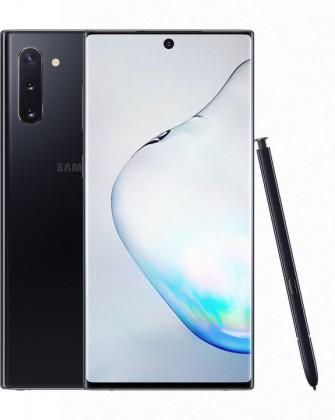Android Mobilní telefon Samsung Galaxy Note 10 8GB/256GB, černá