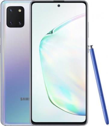 Android Mobilní telefon Samsung Galaxy Note 10 Lite 6GB/128GB, stříbrná
