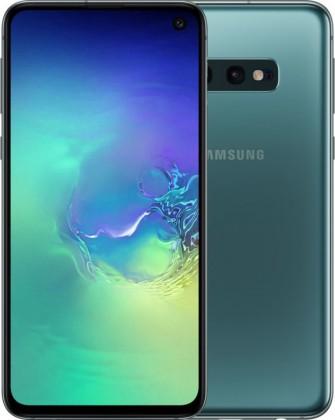 Android Mobilní telefon Samsung Galaxy S10e 6GB/128GB, zelená