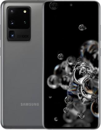 Android Mobilní telefon Samsung Galaxy S20 Ultra 5G, 12GB/128GB, šedá