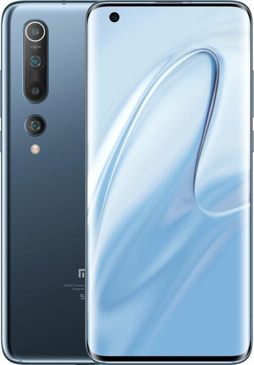 Android Mobilní telefon Xiaomi Mi 10 8GB/256GB, šedá
