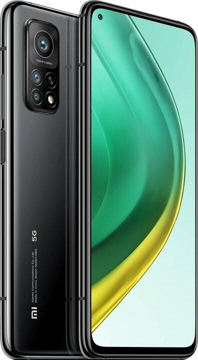Android Mobilní telefon Xiaomi Mi 10T Pro 8GB/256GB, černá