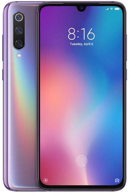 Android Mobilní telefon Xiaomi Mi 9 6GB/128GB, fialová
