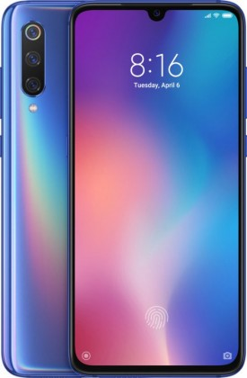 Android Mobilní telefon Xiaomi Mi 9 6GB/64GB, modrá