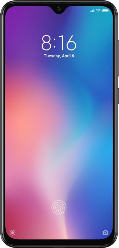 Android Mobilní telefon Xiaomi Mi 9 SE 6GB/128GB, černá