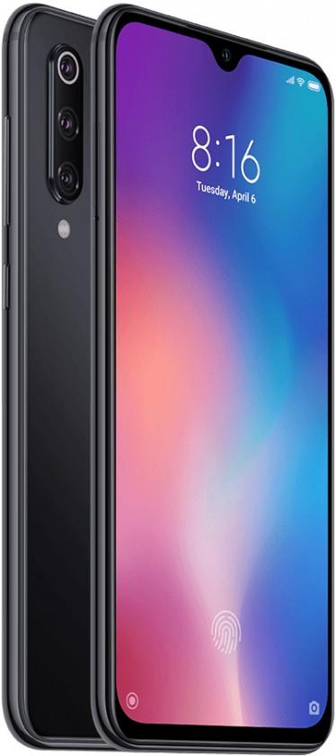 Android Mobilní telefon Xiaomi Mi 9 SE 6GB/64GB, černá