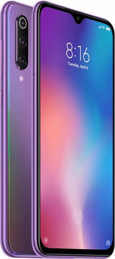 Android Mobilní telefon Xiaomi Mi 9 SE 6GB/64GB, fialová