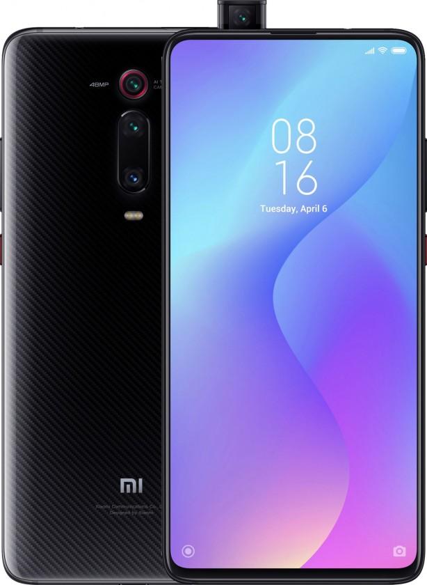 Android Mobilní telefon Xiaomi Mi 9T 6GB/128GB, černá