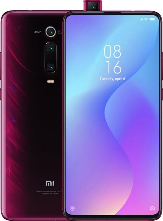 Android Mobilní telefon Xiaomi Mi 9T 6GB/128GB, červená