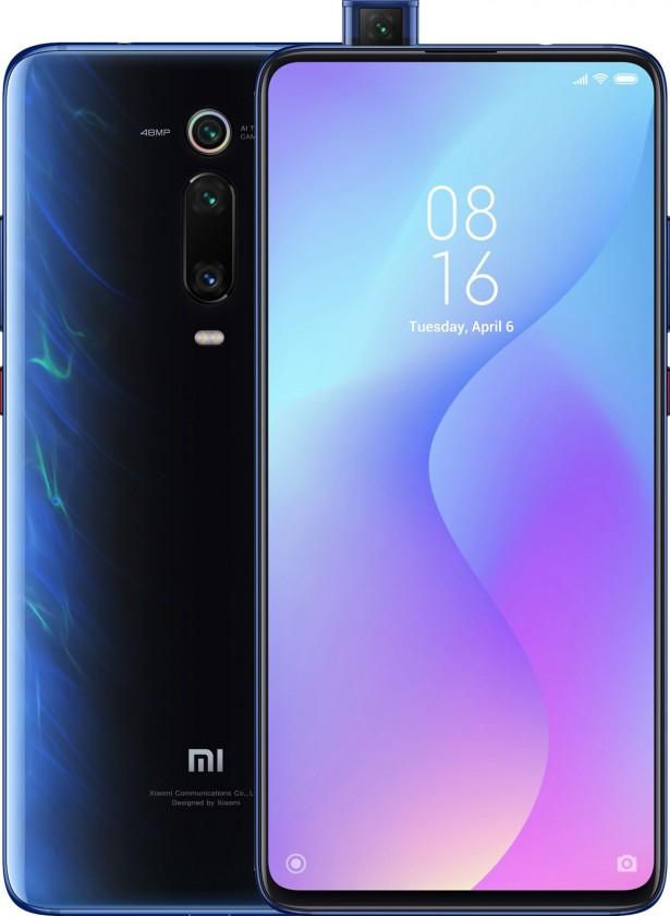 Android Mobilní telefon Xiaomi Mi 9T 6GB/128GB, modrá