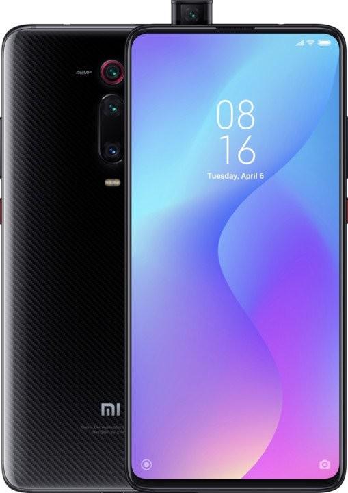 Android Mobilní telefon Xiaomi Mi 9T 6GB/64GB, černá