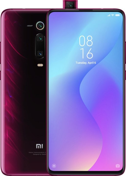 Android Mobilní telefon Xiaomi Mi 9T 6GB/64GB, červená