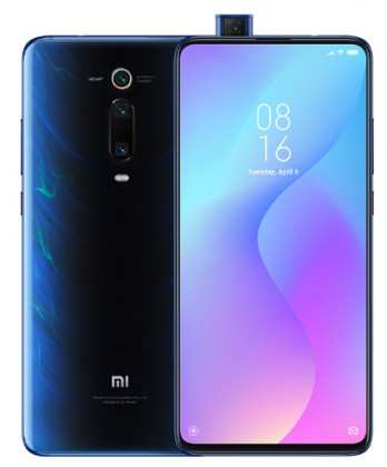 Android Mobilní telefon Xiaomi Mi 9T 6GB/64GB, modrá