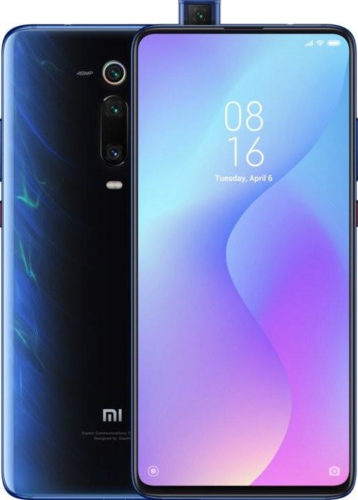 Android Mobilní telefon Xiaomi Mi 9T PRO 6GB/128GB, modrá