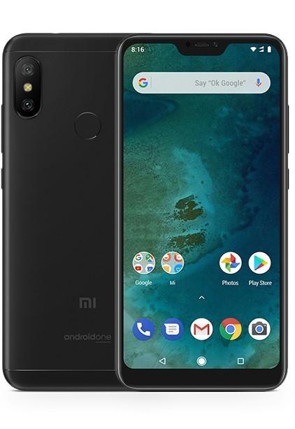 Android Mobilní telefon Xiaomi Mi A2 LITE 3GB/32GB, černá