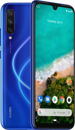 Android Mobilní telefon Xiaomi Mi A3 4GB/128GB, modrá