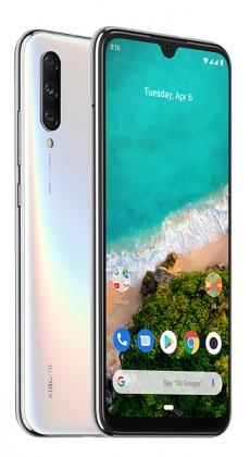 Android Mobilní telefon Xiaomi Mi A3 4GB/64GB, bílá