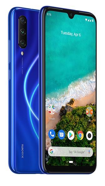 Android Mobilní telefon Xiaomi Mi A3 4GB/64GB, modrá