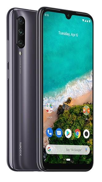 Android Mobilní telefon Xiaomi Mi A3 4GB/64GB, šedá