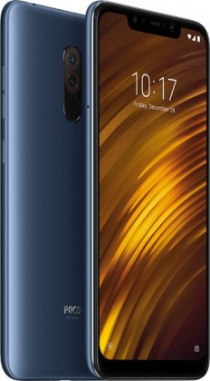 Android Mobilní telefon Xiaomi Pocophone F1 6GB/128GB, modrá