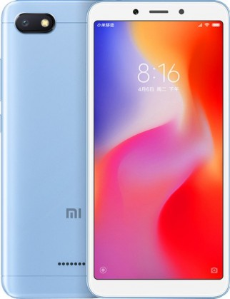 Android Mobilní telefon Xiaomi Redmi 6A 2GB/16GB, modrá