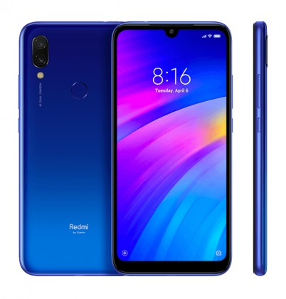 Android Mobilní telefon Xiaomi Redmi 7, 2GB/16GB, modrá