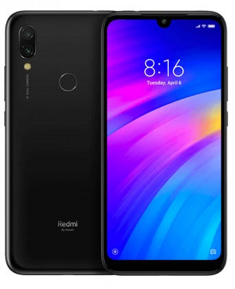 Android Mobilní telefon Xiaomi Redmi 7 3GB/32GB, černá