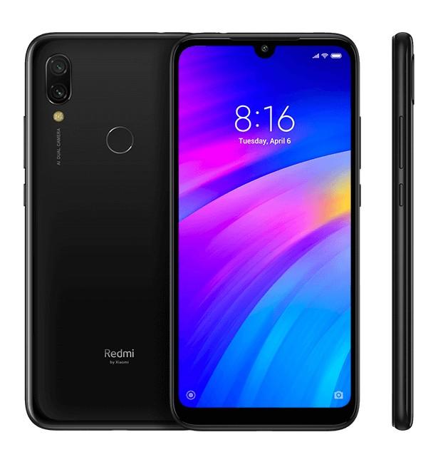 Android Mobilní telefon Xiaomi Redmi 7, 3GB/64GB, černá