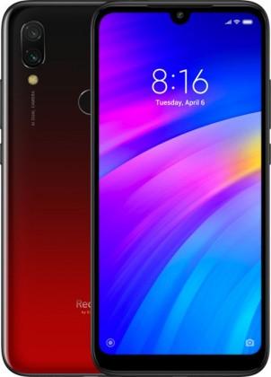Android Mobilní telefon Xiaomi Redmi 7, 3GB/64GB, červená