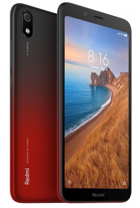 Android Mobilní telefon Xiaomi Redmi 7A 2GB/32GB, červená