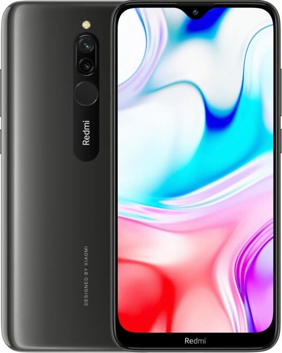 Android Mobilní telefon Xiaomi Redmi 8 3GB/32GB, černá