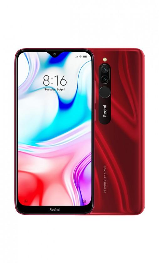 Android Mobilní telefon Xiaomi Redmi 8 3GB/32GB, červená