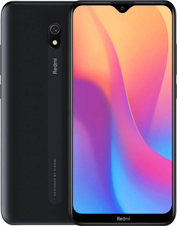 Android Mobilní telefon Xiaomi Redmi 8A 2GB/32GB, černá