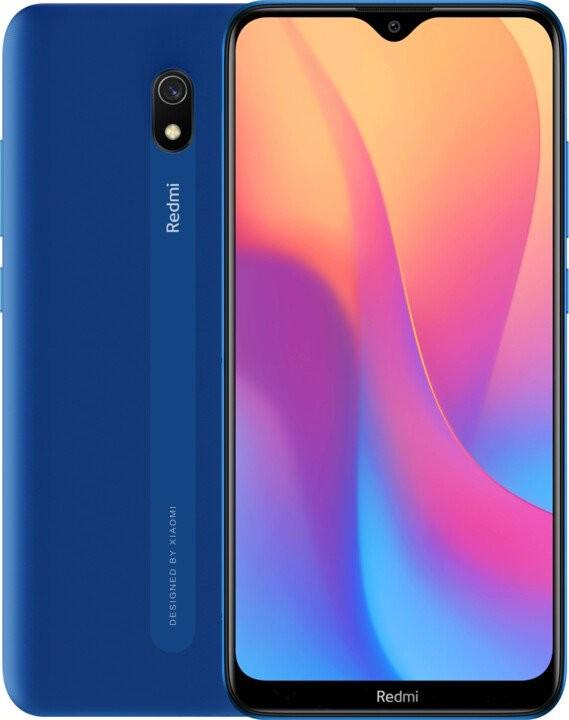 Android Mobilní telefon Xiaomi Redmi 8A 2GB/32GB, modrá