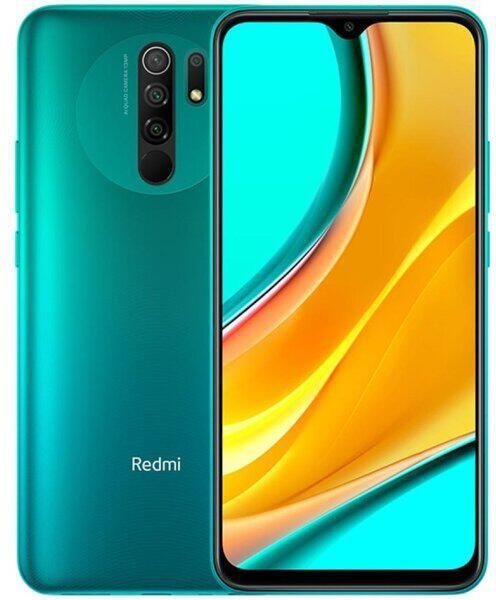 Android Mobilní telefon Xiaomi Redmi 9 4GB/64GB, zelená