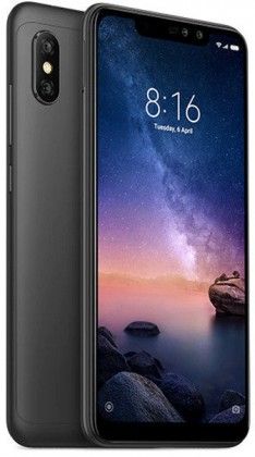 Android Mobilní telefon Xiaomi Redmi NOTE 6 PRO 3GB/32GB, černá