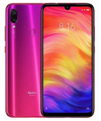 Android Mobilní telefon Xiaomi Redmi NOTE 7 3GB/32GB, červená